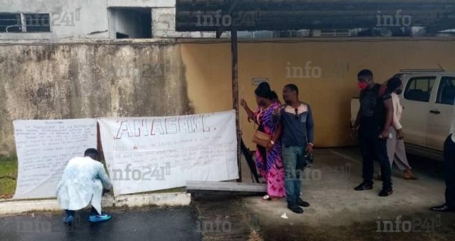 Les anciens employés de l'Anageisc menacent de boycotter les matchs Gabon vs Gambie