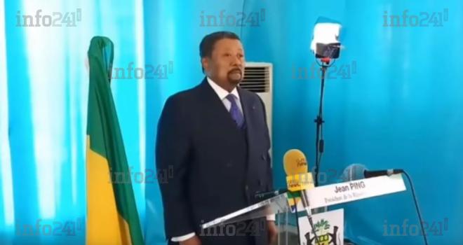Jean Ping s'adressera «exceptionnellement» aux Gabonais ce 24 décembre au soir