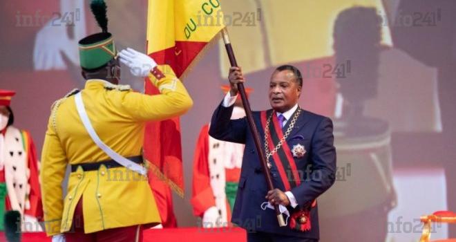 Ali Bongo absent à l'investiture du 4e mandat du président congolais Sassou Nguesso