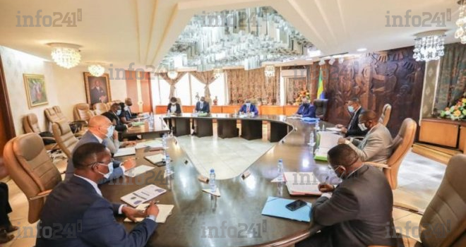 Covid-19: La reprise des cours au Gabon au menu d'une séance de travail à la primature