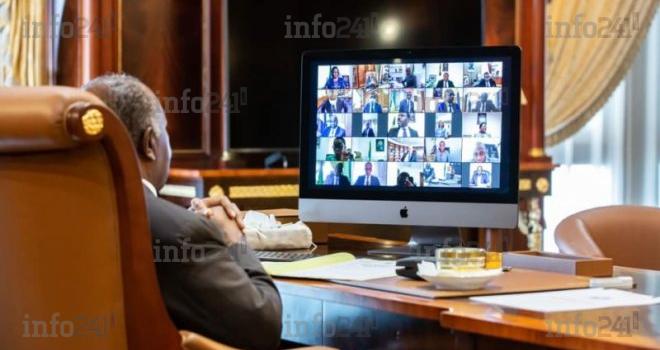 Ali Bongo convoque une réunion du conseil des ministres ce vendredi à 11h