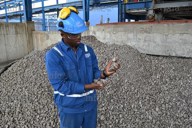Malgré la Covid-19, la production gabonaise de manganèse fait un bond de 25,2% en 2020