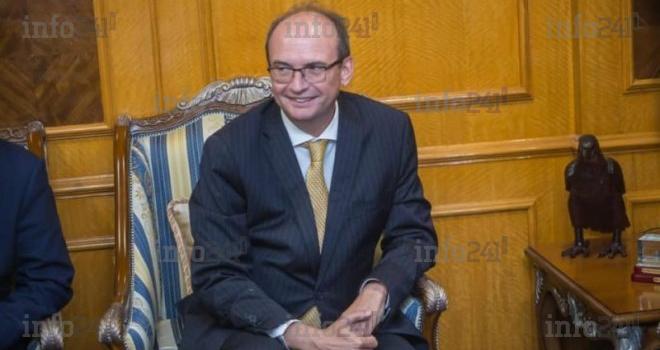 L'ambassadeur de Russie au Gabon fait ses adieux aux autorités gabonaises