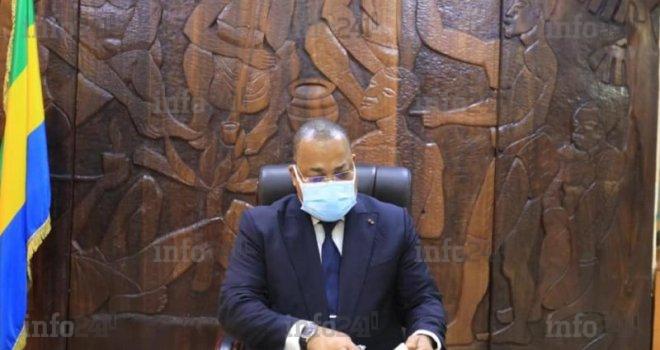Allègement des mesures de confinement: Nkoghe Bekale fait le bilan avec ses ministres