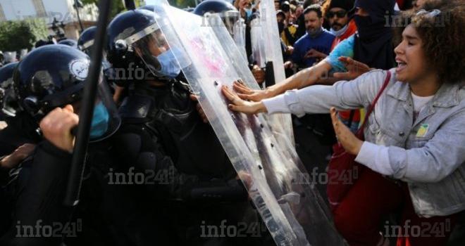 Tunisie: Des centaines de jeunes dans les rues pour dénoncer «l'État policier»