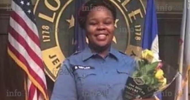 Etats-Unis: 12 millions de dollars pour une afro-américaine tuée par la police