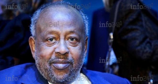 Djibouti: le président sortant Ismaël Omar Guelleh réélu pour la 5e fois avec 98,58%